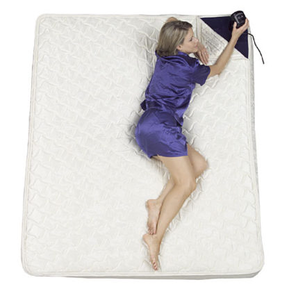 Air Dream Mattress - Inflating